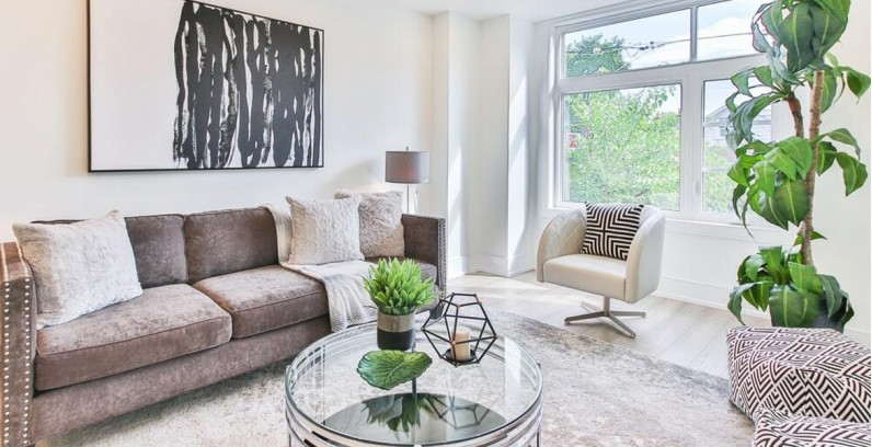 Create the perfect Living room