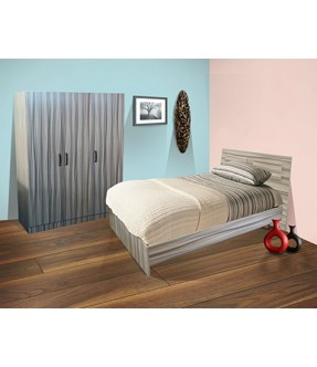 ICC Bedroom Set 3'6 and 3 door