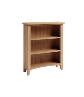 Chauray Small Wide Bookcase