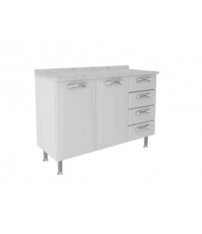 Metal Kitchen Unit