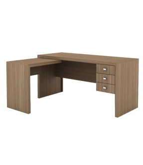 Cowper L-Shape Office Table