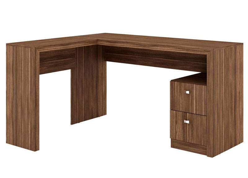 Corvish L-Shape Office Table