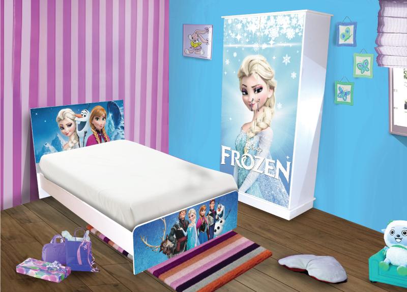 Frozen Bedroom Package, Frozen Bedroom Furniture