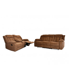 Brandstone 3 + 2 Seater Sofa Set